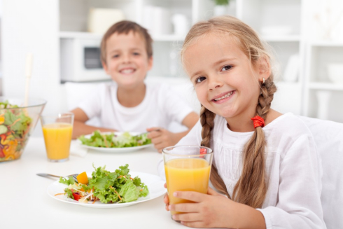 Encouraging Kids to Eat Better - Especially Now!